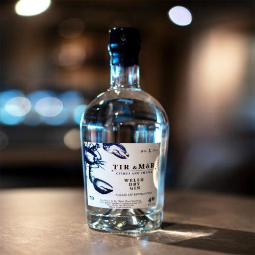 TIR & MôR Gin